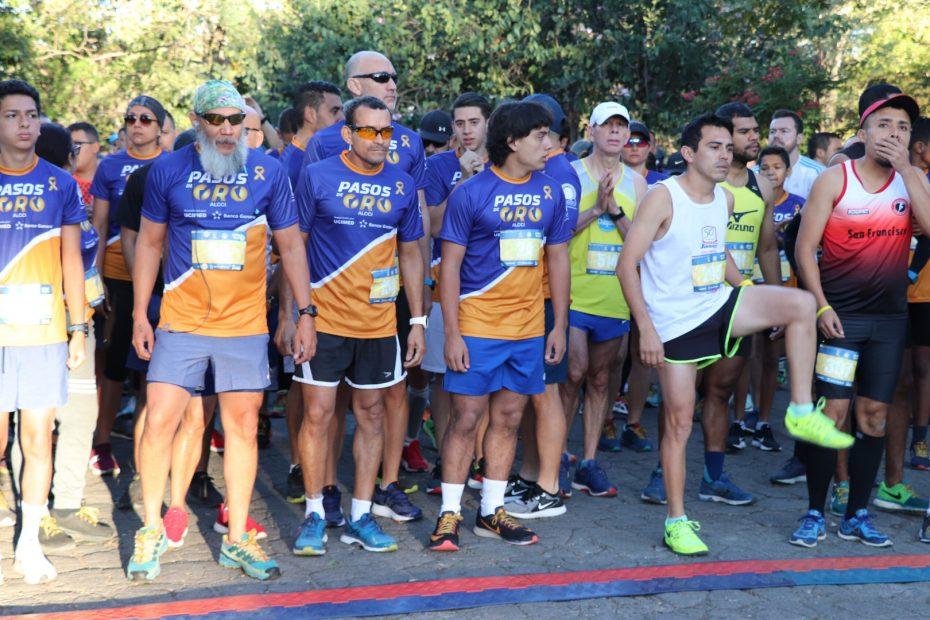 Foto de participante en Carrera Pasos de Oro ALCCI
