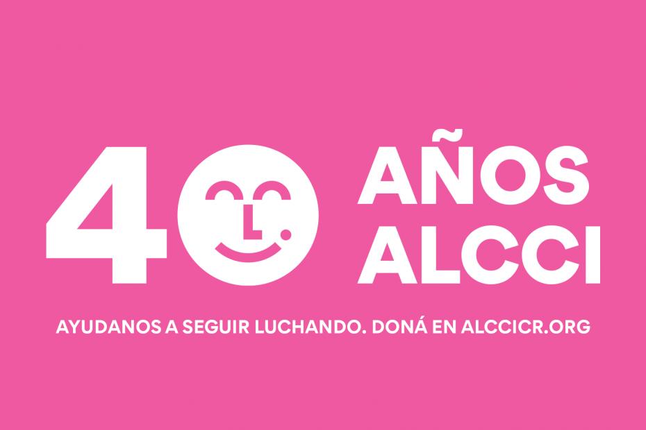 ALCCI: 40 años luchando contra el cáncer infantil