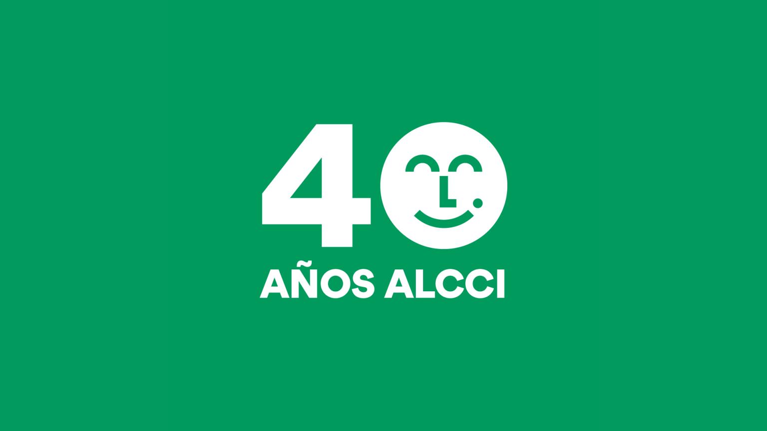ALCCI cumple 40 años de aniversario